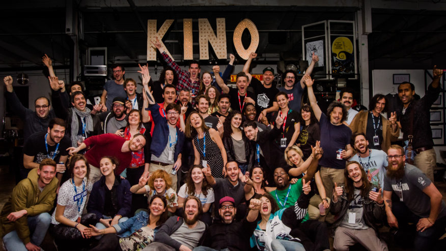 20 ans de Kino!, Kino, 2019. Photo : Maude Touchette